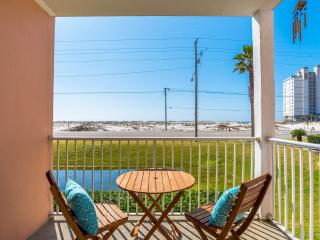 $89/n til March - Front Row View & Steps to Sea!!!, Gulf Shores