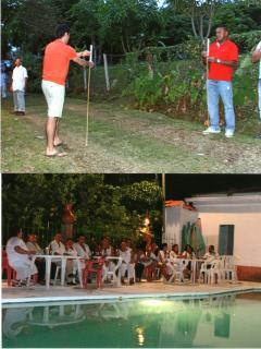 Eventos de Palomango. típicos de Colombia