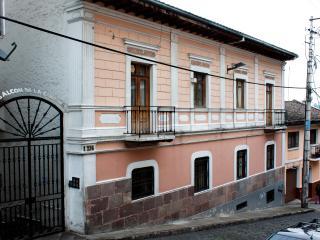 Beautiful duplex apartment in colonial Quito