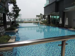 Luxury apartment in Kuala Lumpur