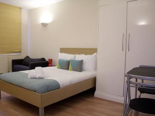 Modern 1-bed + free wifi in The City of London! AC3B, Londres