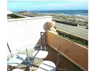 Loger à la plage, face à la mer, Le Barcarès
