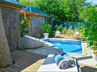 Gorgeous house with swimming pool, Gustavia