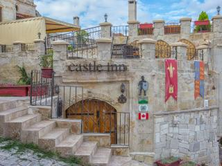 A Castle Accomodation in Cappadocia, Ortahisar