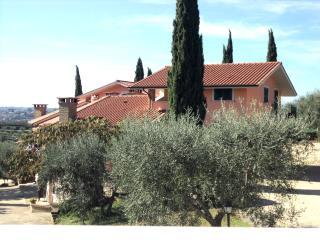 la terrazza su roma, Fiano Romano