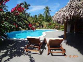 Baika, villa sécurisée avec piscine pour 8 pers, Las Terrenas