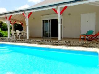 Les Hauts de la Cannaie - Villa piscine privée 1, Saint Francois