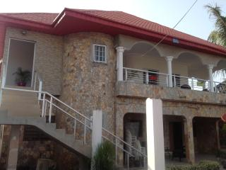 Appartement colonial Cacaveli, Lome