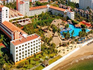 Melia Vacation Club Puerto Vallarta Mexico Studio Suite Sleeps 4