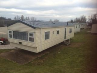 A 2013 Static Caravan central heating, Dawlish