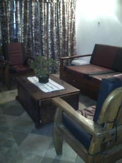 Ambiente Rustico, Sofá Cama individual