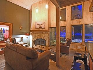 Open, Modern, Rustic Tahoe Home, Tahoe City