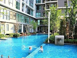Duplex2 2Bedrooms 2Bahts Sky Home 2Mins to MRT, Bangkok