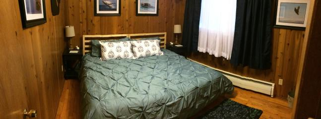 Second bedroom can also be set up as a king size bed