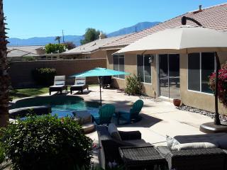 4B/3B Gated Pool/Spa near Polo, PGA, Indian Wells, Indio
