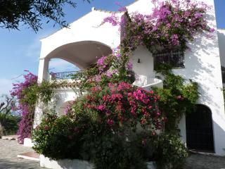 villa avec piscine devant  le phare de Trafalgar, Los Caños de Meca