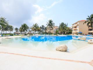Puerto Aventuras, Villa Del Mar, Ocean Front 2 Bed, Cancun