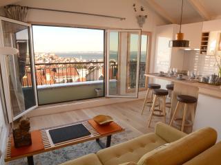 Estrela apartment - Great city and river views, Lisboa