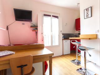 Studio au coeur de  Montparnasse, Parigi