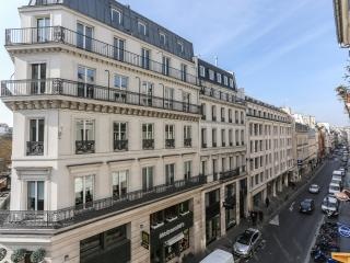 Appartement Haussman 120 m Centre Paris.