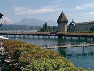 Chapel bridge, Lucerna