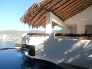 """Villa """"Casa Ballena"""" - Marina Las Brisas, Acapulco"""