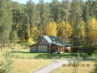 Little Elk Cottage in Vanocker Canyon