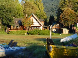Redfish Creek Vacation Rental on Kootenay Lake, Nelson