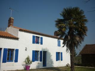 Maison entre Nantes et l'océan