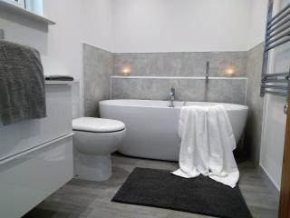 Luxury family bathroom.