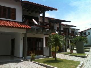 Praia Mole, casa em condomínio em frente a praia., Barra da Lagoa