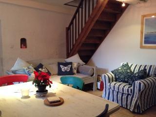 Downstair living space