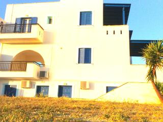 PALMOS APARTMENT near 3 natural beaches of Naxos, Kastraki