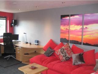 Holyrood Park City Views Apartment for 4/5, Edimburgo