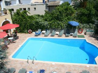 Use of Pool at the Ariti apartments , 50 ,metres away