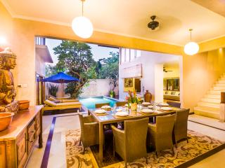 Shakti Villas I&II, beach just 500m, Canggu