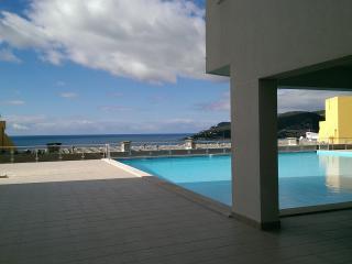 Apartamento con vistas al mar a 50 m de la playa