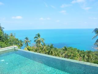 The Calvie: Luxury Sea Views and Infinity Pool, Chaweng