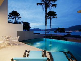 Atika Villas villa3 oceanfront serviced pool villa, Patong