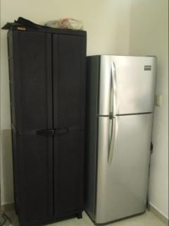 Refrigerador y Alacena