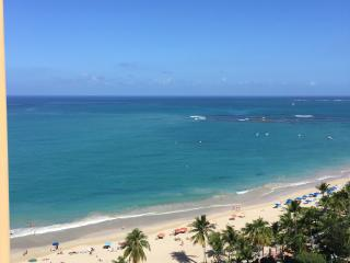 Spacious condo on the Best Urban Beach in America, Isla Verde