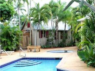 KEY WEST PERFECT & PRIVATE COTTAGE!, Key West