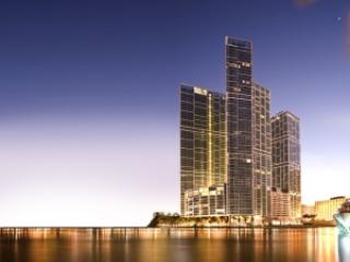 1br 1ba ICON Brickell Viceroy, Miami