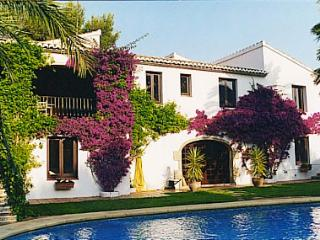 Fabulous private villa Javea