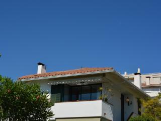 Appartement Sitges Bellavista. Au pied de la plage. Commode. Vue extraordinaire.