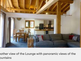 Luxury Town Centre Apartment for 8 - By Ski lift, Morzine