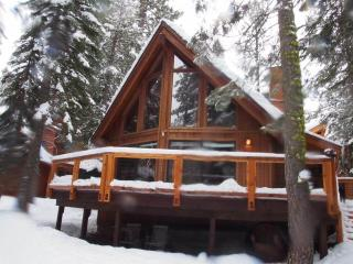 Tahoe Donner Golf Course Ski Chalet - Dog, Pet, Ki
