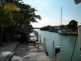 WATERFRONT PARADISE IN THE FLORIDA KEYS!