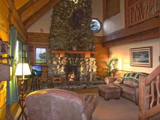 Custom Timber-frame Home