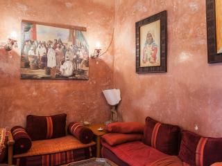 Dar Yasmin: déjeuner à côté de Roi, Marrakech